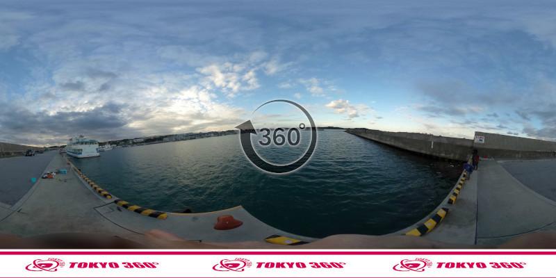 海中道路-360度写真16