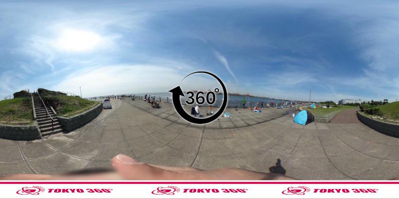 東扇島西公園-360度写真-03