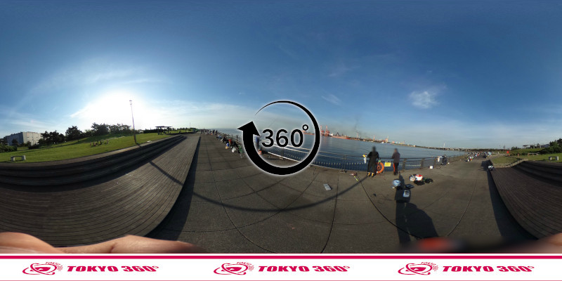 東扇島西公園-360度写真-06