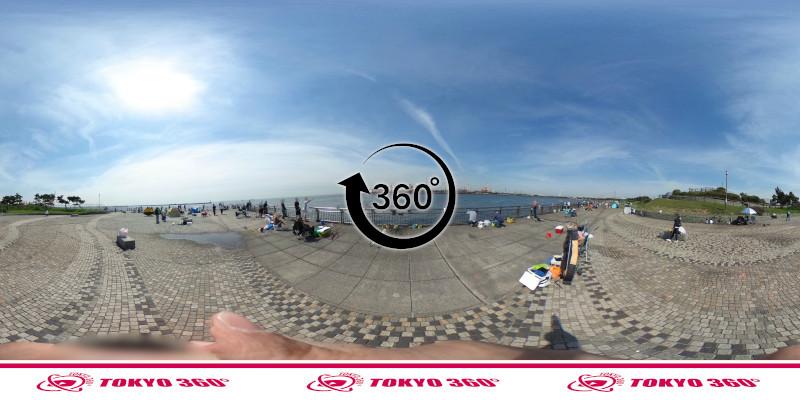 東扇島西公園-360度写真-08