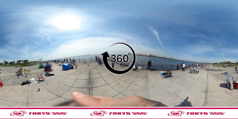 東扇島西公園-360度写真-09