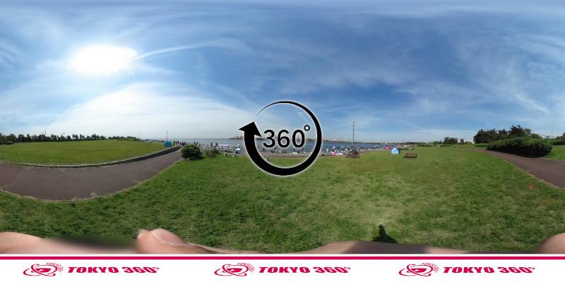東扇島西公園-360度写真-14