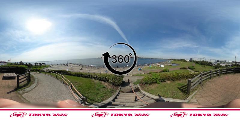 東扇島西公園-360度写真-15