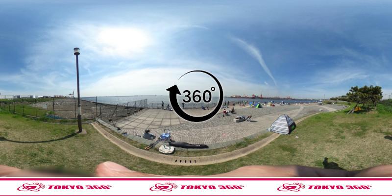 東扇島西公園-360度写真-16