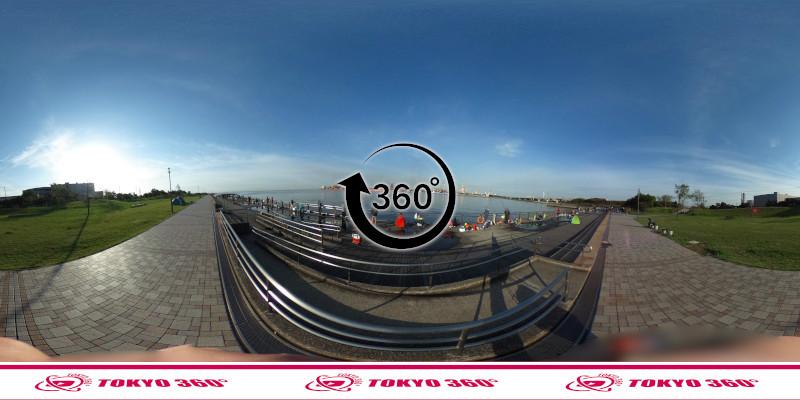 東扇島西公園-360度写真-17