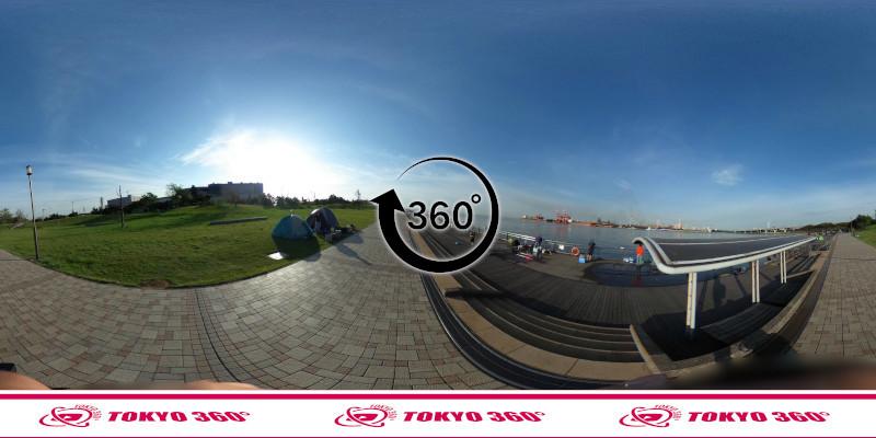 東扇島西公園-360度写真-18
