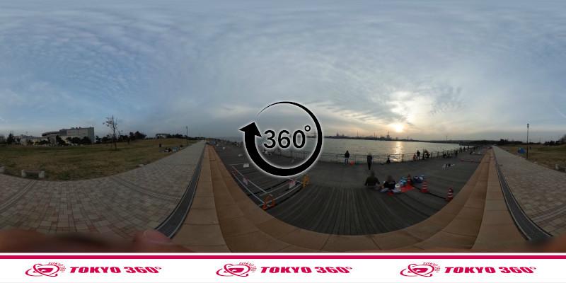 東扇島西公園-360度写真-19