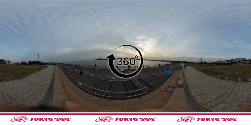 東扇島西公園-360度写真-20
