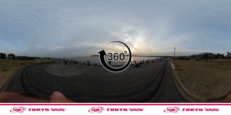 東扇島西公園-360度写真-21