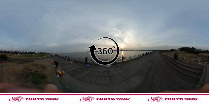 東扇島西公園-360度写真-22