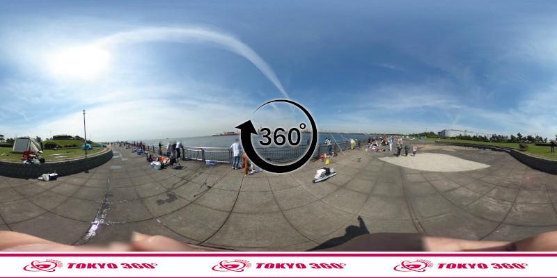 東扇島西公園-360度写真-23