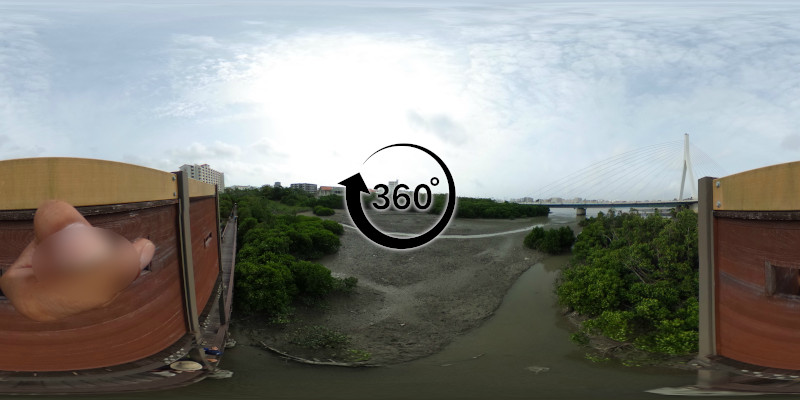 漫湖水鳥湿地センター-360度写真-03