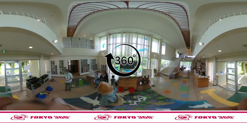 漫湖水鳥湿地センター-360度写真-10