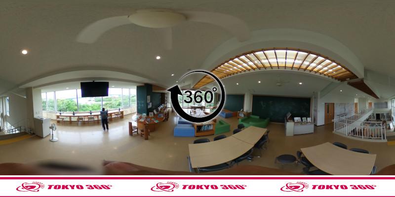 漫湖水鳥湿地センター-360度写真-13