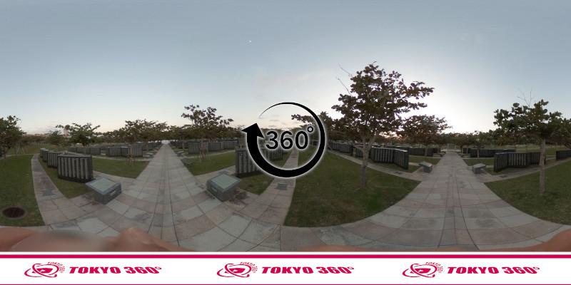 平和の礎-360度写真-03