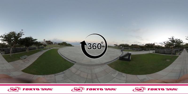 平和の礎-360度写真-04