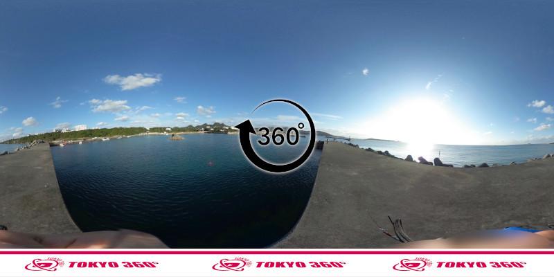 山川漁港-360度写真-04