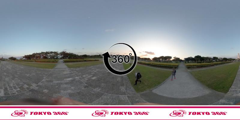 平和の礎-360度写真-06