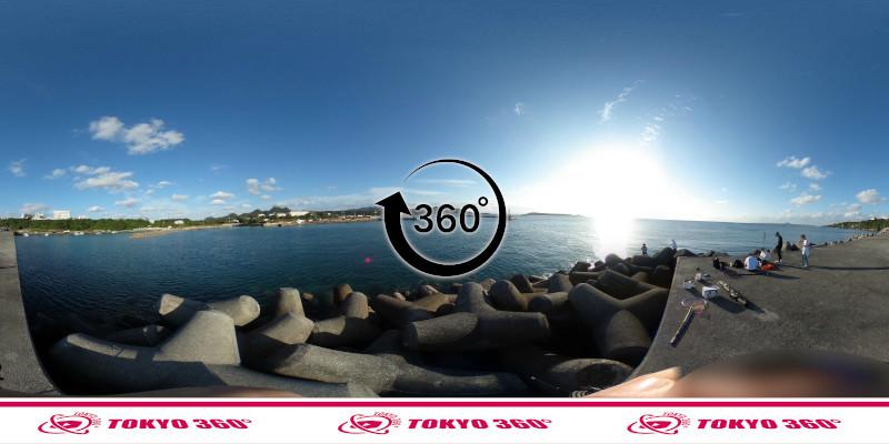 山川漁港-360度写真-06