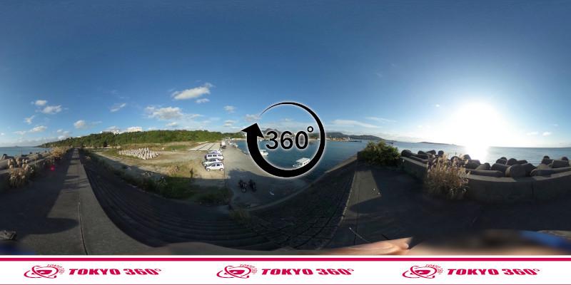 山川漁港-360度写真-08