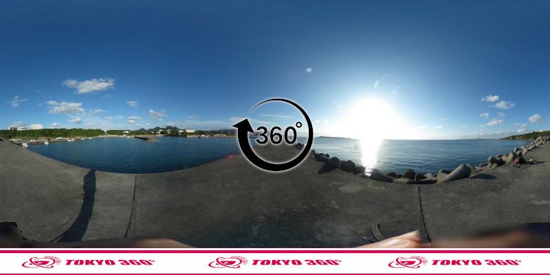 山川漁港-360度写真-09