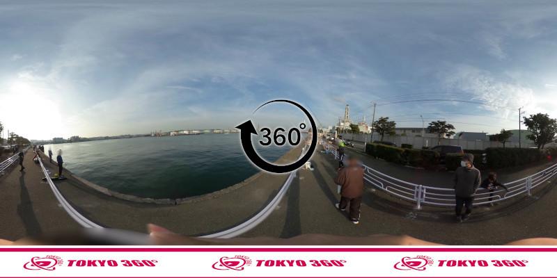 根岸港-360度写真-05