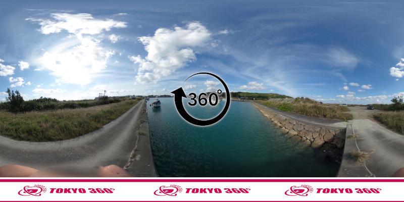 桃原漁港-360度写真-05