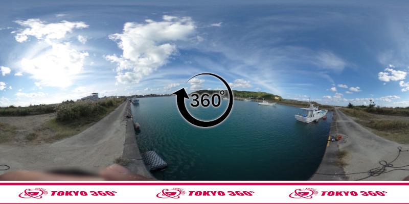桃原漁港-360度写真-06