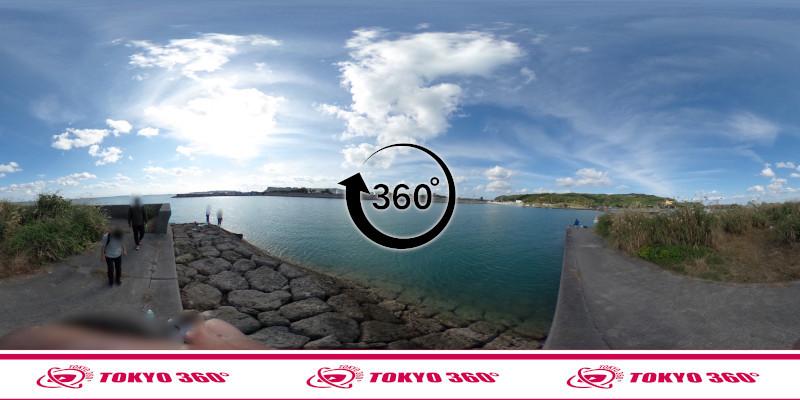 桃原漁港-360度写真-07