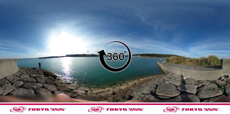 桃原漁港-360度写真-09