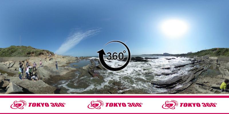 地球の丸く見える丘-360度写真-03