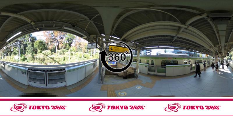 原宿駅-360度写真-09
