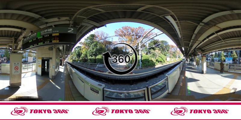原宿駅-360度写真-11