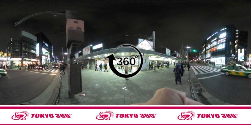 原宿駅-360度写真-12