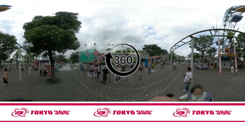 あらかわ遊園-360度写真-03