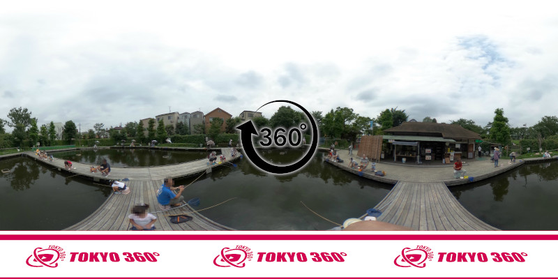 あらかわ遊園-360度写真
