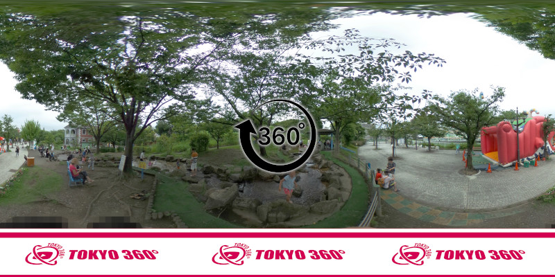 あらかわ遊園-360度写真-14