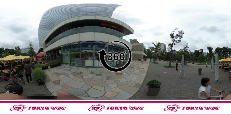 中野セントラルパーク-360度写真-08