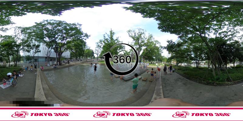 中野セントラルパーク-360度写真-09