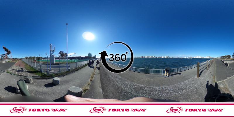 千葉港(千葉ポートパーク)-360度写真-13