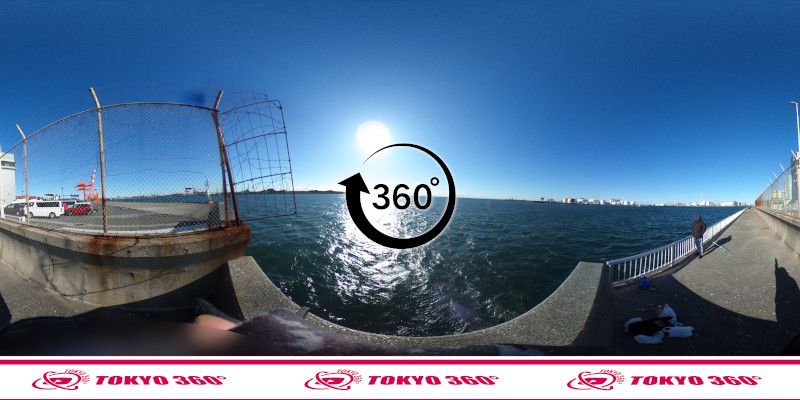 千葉港(千葉ポートパーク)-360度写真-14