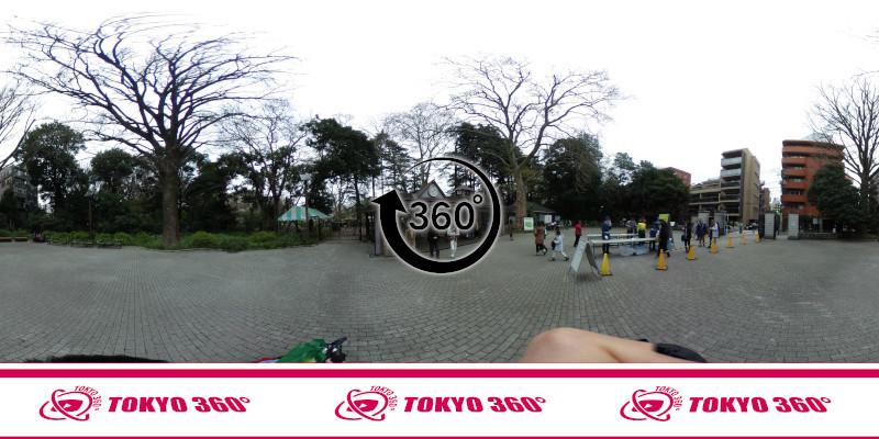 新宿御苑-360度写真-03