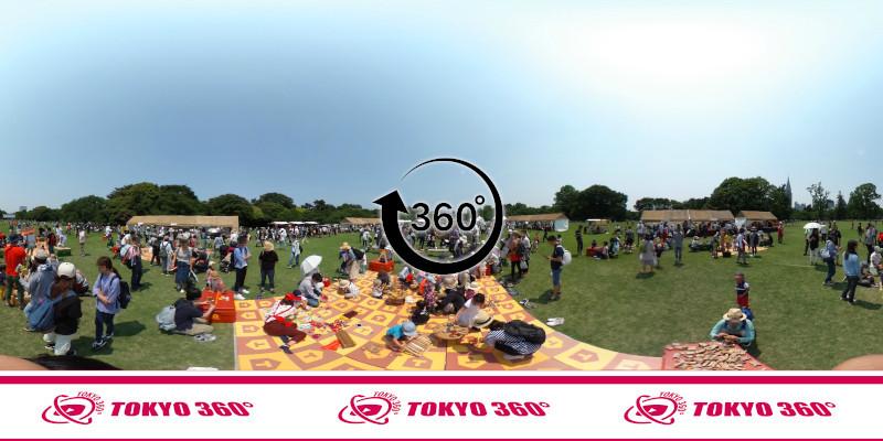 新宿御苑-360度写真-05