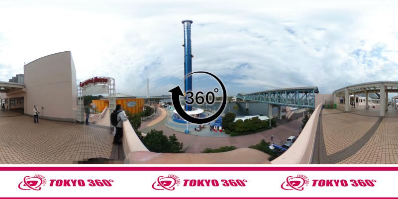 八景島シーパラダイス-360度写真-07