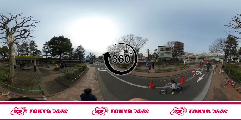 今井児童交通公園-360度写真-03
