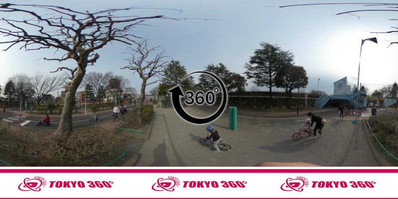 今井児童交通公園-360度写真-06