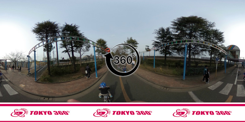 今井児童交通公園-360度写真-07