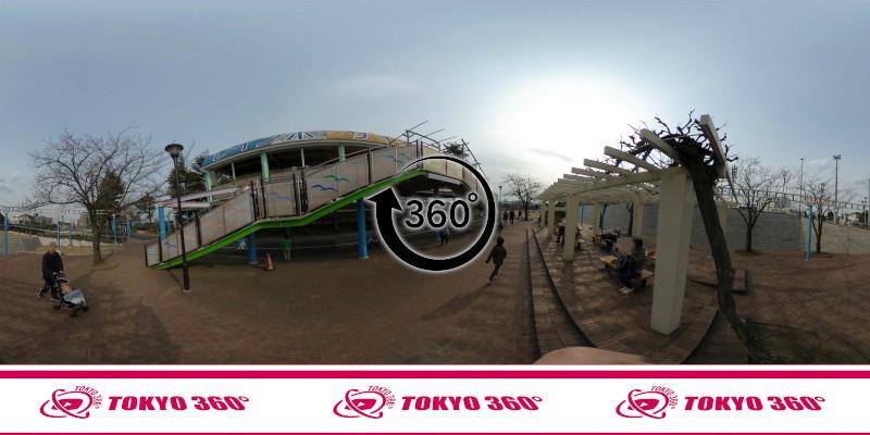 今井児童交通公園-360度写真-09