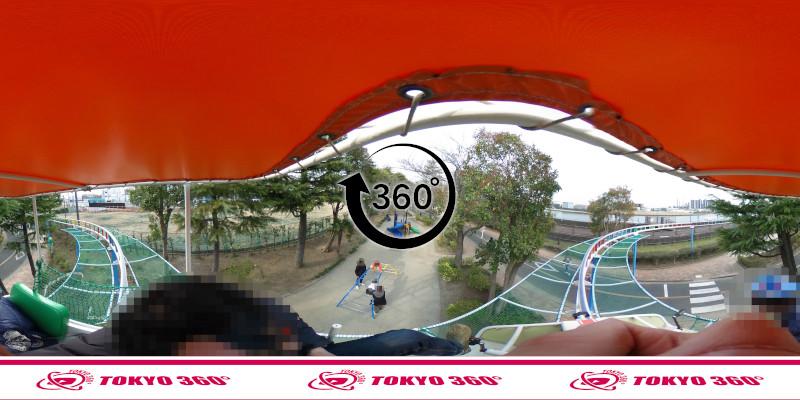今井児童交通公園-360度写真-15