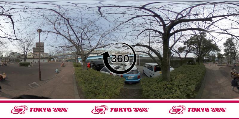 今井児童交通公園-360度写真-17